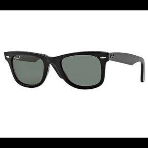 Ray-Ban Orig.Wayfarers Unisex Polarized Sunglasses